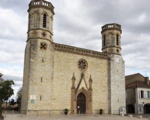 Unique Church on the Main Square
